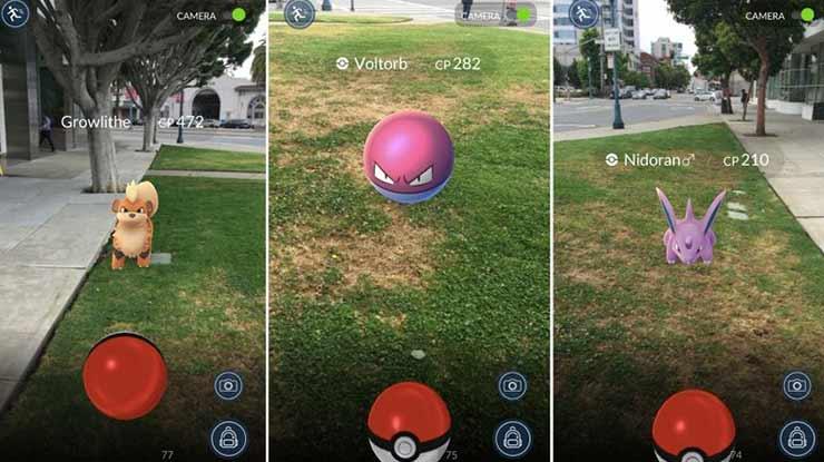 Tips Seru Bermain Pokemon Go di Android