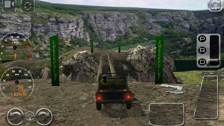 4x4 Off Road Rally 6