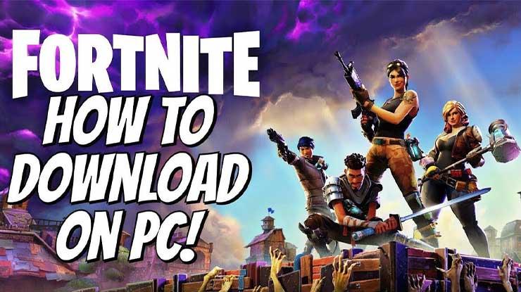 Begini Cara Download Fortnite PC 100 Gratis