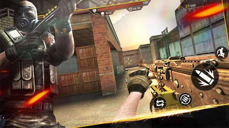 Critical Action Gun Strike Ops