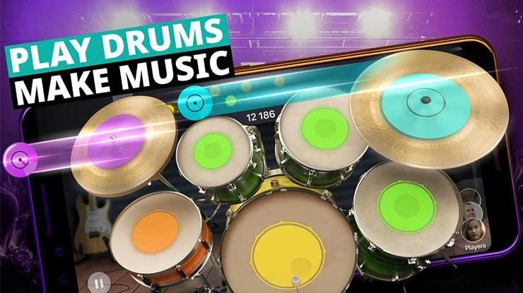 Drum Set Music Games