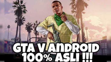 GTA 5 Online APK Android Gratis 100 Berhasil