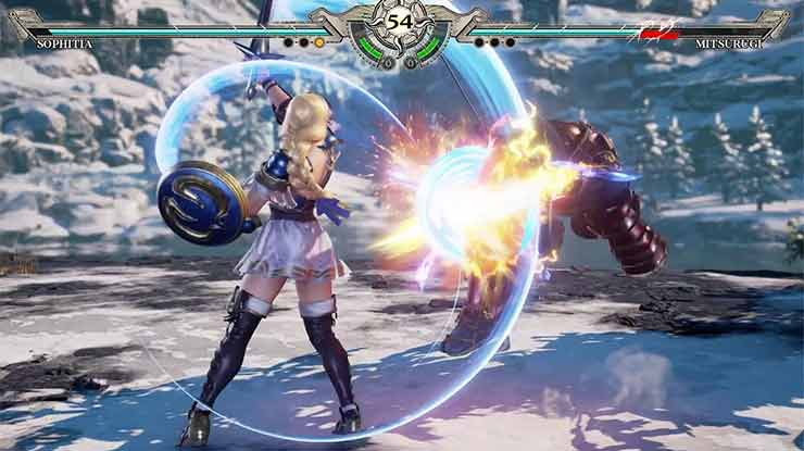 Game Anime PC Soulcalibur VI