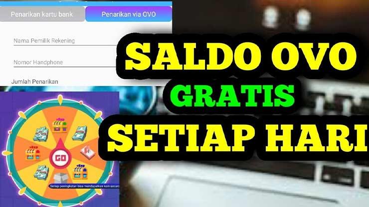 Game Berhadiah Saldo OVO Gratis Tercepat Untuk Android iOS