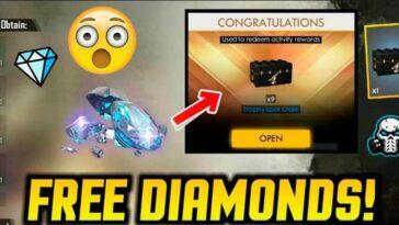 Generator Diamond FF Tanpa Verifikasi Lengkap Dengan Cara Menggunakannya
