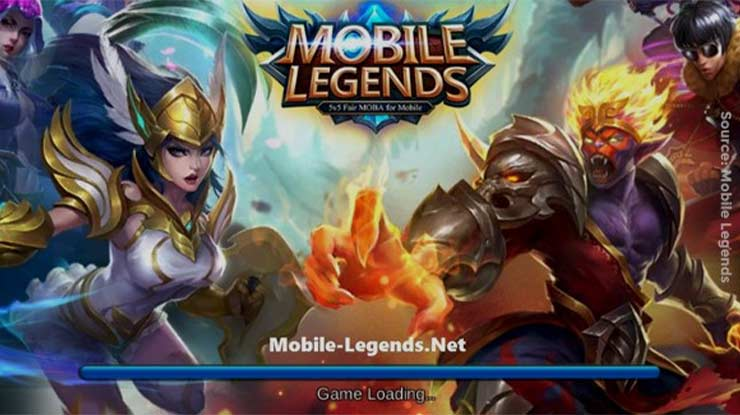 Jalankan Aplikasi Mobile Legends