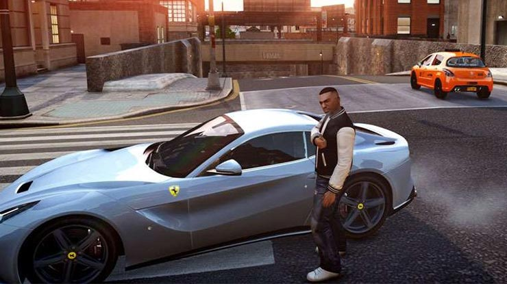 Kode Mobil Sport GTA IV