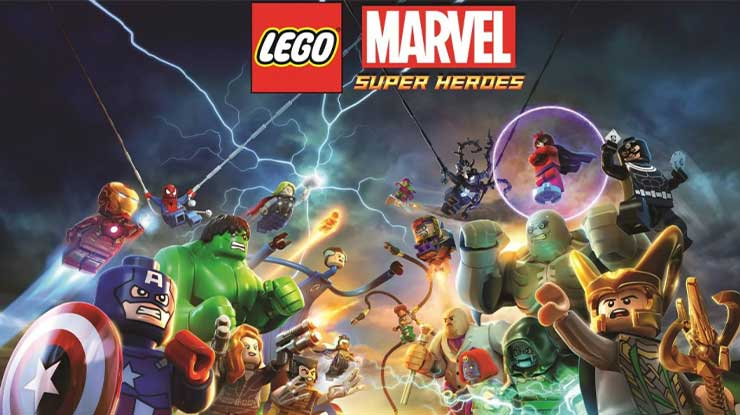 LEGO Marvels Super Heroes