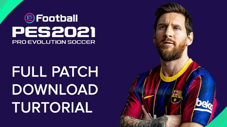 Patch PES 2021 Mobile Beserta Link Download Cara Instal