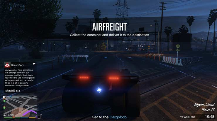 Air Freight Cargo GTA 5 Online