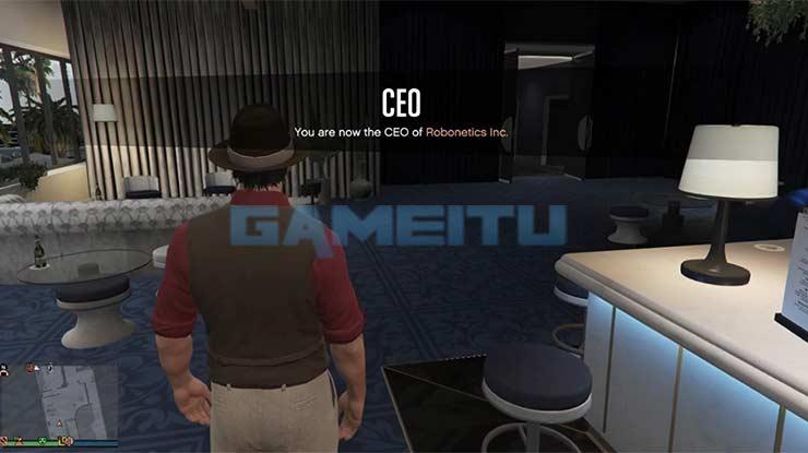 Berhasil Menjadi CEO