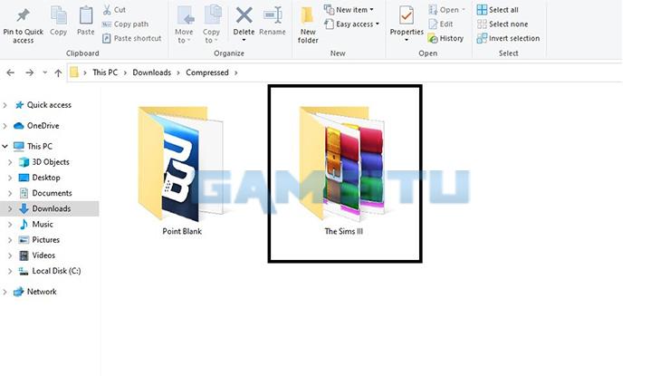 Buka File Explorer
