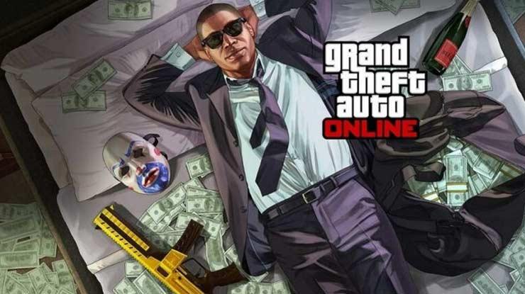 Cara Mendapatkan Uang di GTA 5 Online Gampang Banget