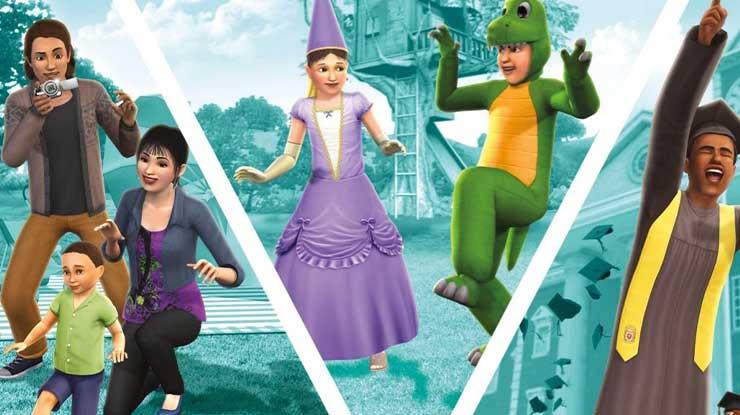 Fitur Terbaru Pada The Sims 3
