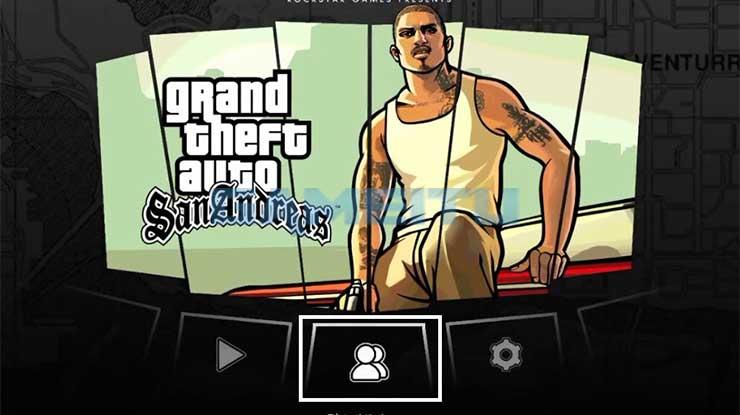 Jalankan GTA San Andreas Android
