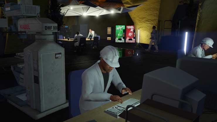 Lakukan Bisnis Gunrunning GTA 5 Online