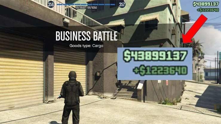 Manfaat Menjadi Pemimpin Perusahaan di GTA V Online