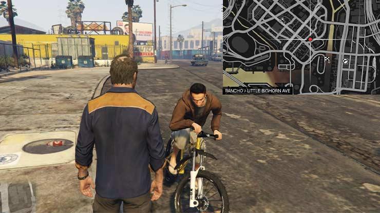Menangkap Pencuri Sepeda