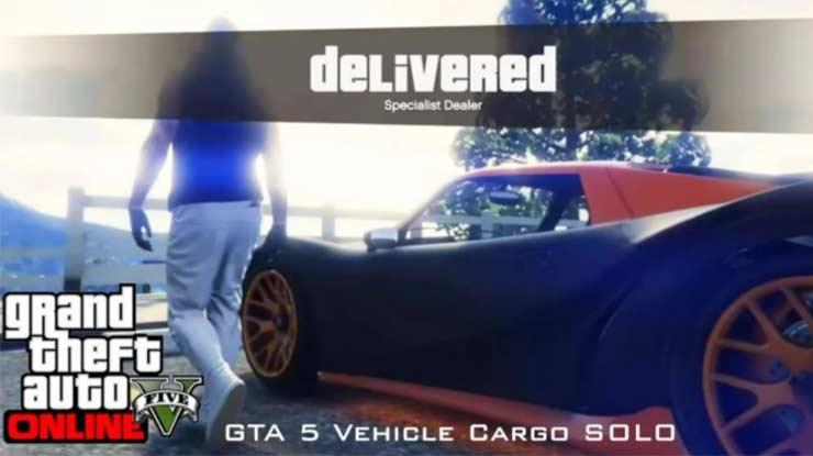 Menjalani Bisnis Jual Beli Mobil GTA 5 Online
