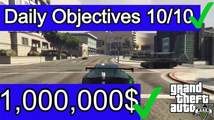 Menyelesaikan Daily Objectives