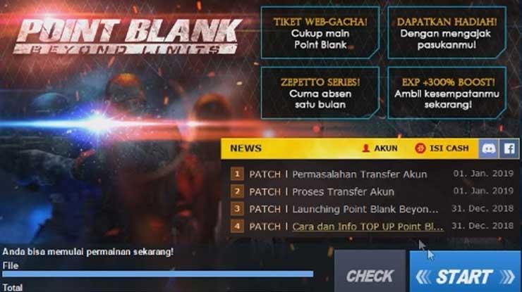 Spesifikasi Laptop Minimum Untuk Main Point Blank