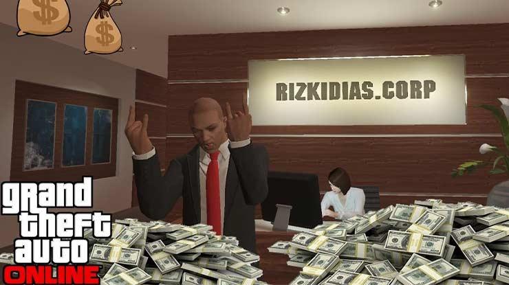 Syarat Registrasi CEO di GTA V Online
