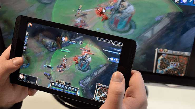 Tips Live Streaming Mobile Legend di FB