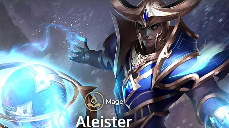 Aleister