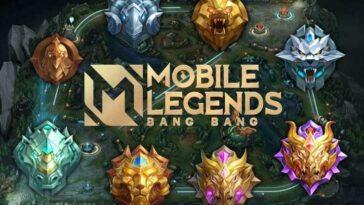 Apa Itu Rank Mobile Legend Jenis Tier