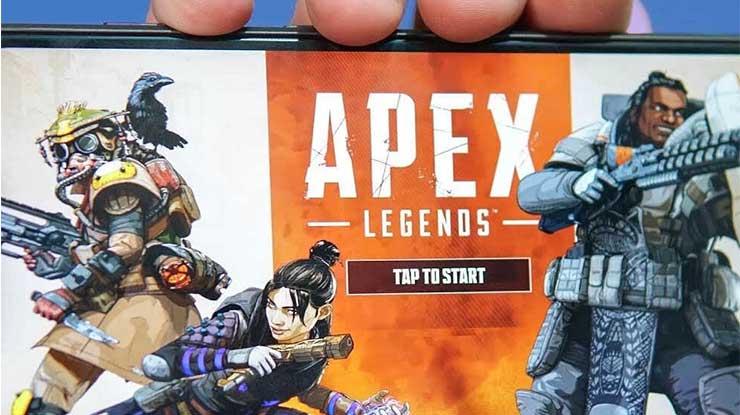 Cara Install Apex Legends di Android