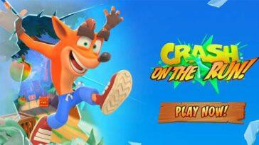 Cara Install Crash Bandicoot On The Run Gratis di Android