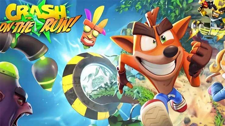 Cara Install Crash Bandicoot On The Run