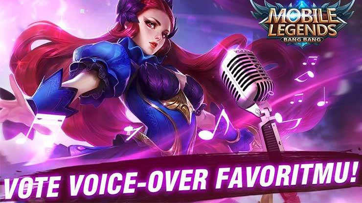 Cara Mengganti Voice Over Mobile Legend