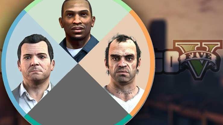 Cara Tambah Teman GTA V Online