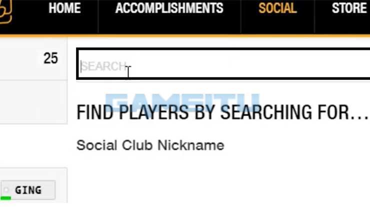 Cari Nama Pengguna