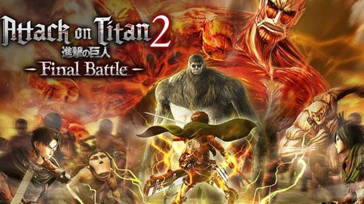 Download Game Attack On Titan 2 Android