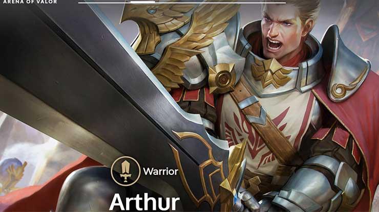 Hero Terganteng Arthur