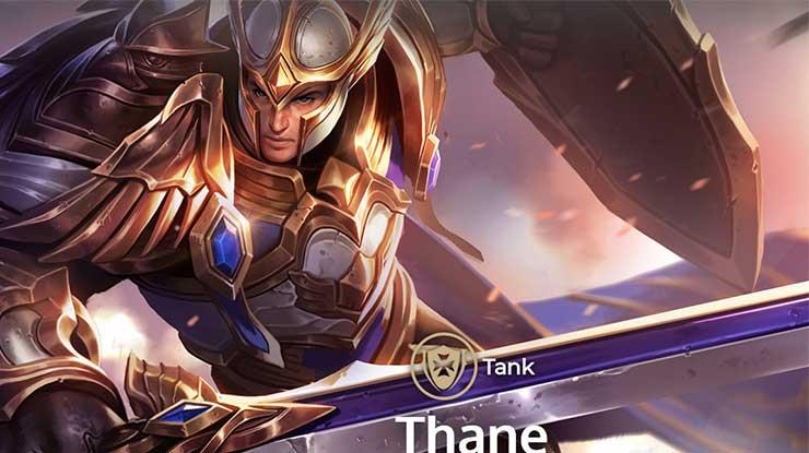 Hero Terganteng Thane