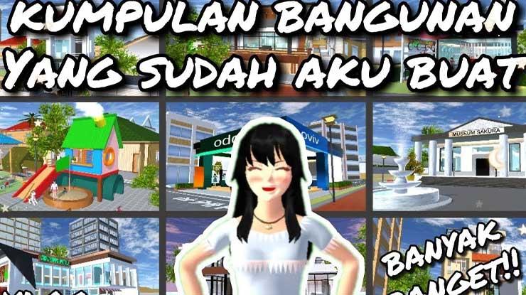 ID Sakura School Simulator Cara Membuat Mencari