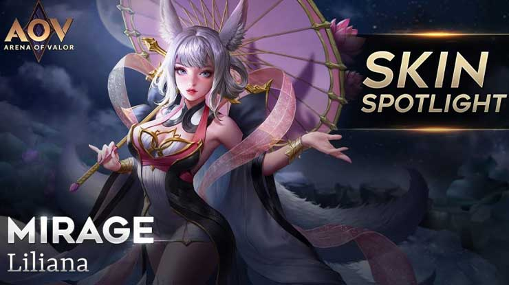 Mirage Liliana