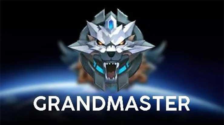 Rank Grandmaster