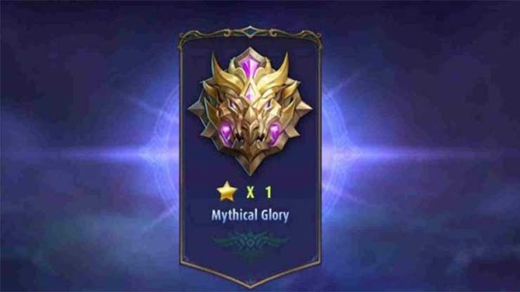 Rank Mythical Glory