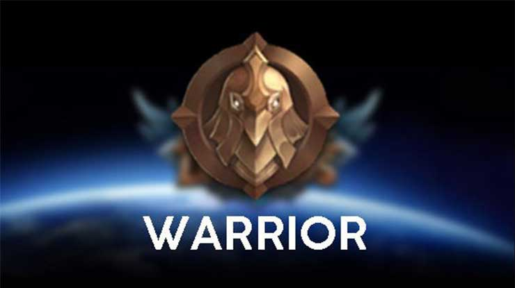 Rank Warrior
