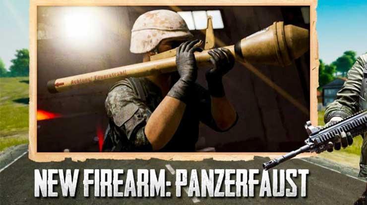 Rocket Launcher Panzerfaust