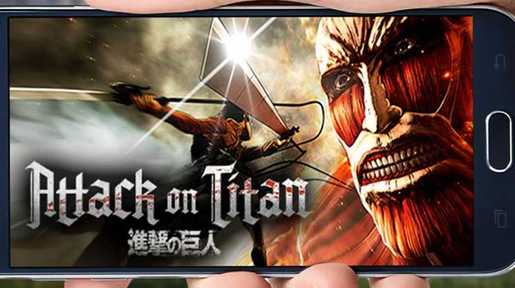 Spek Minimum Android Untuk Main Attack On Titan 2