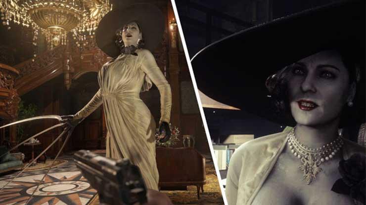 Cara Mengalahkan Lady Dimitrescu Resident Evil 5 Gampang Banget