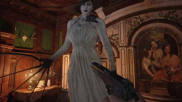 Cara Mengalahkan Lady Dimitrescu Resident Evil 5