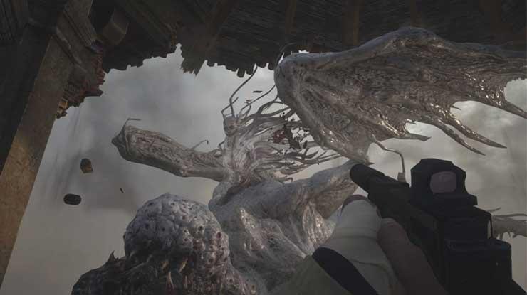 Kelemahan Lady Dimitrescu Resident Evil Village