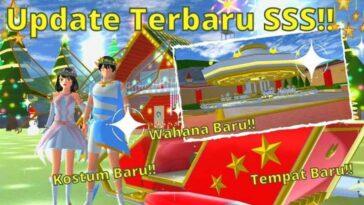 Cara Update Sakura School Simulator Fitur Baru di Dalamnya