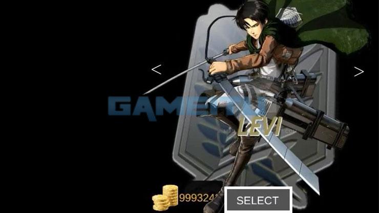 Jalankan Attack On Titan 2 Mobile